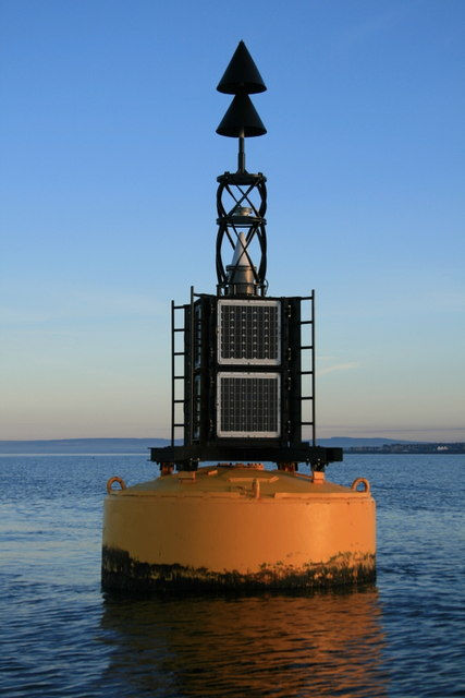 Skerry beacon - you have been warned!