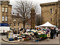 NY9364 : Hexham Market by David Dixon