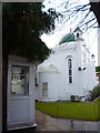 TQ2474 : London Mosque, Gressenhall Road SW18 by R Sones