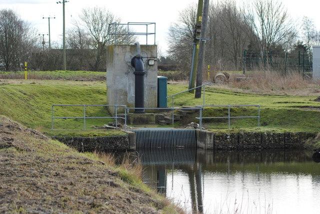Creek Fen Pump