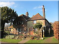 TQ4151 : Oast Cottage, Pastens Road, Limpsfield by Oast House Archive