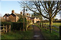 SJ8383 : Path in Styal by Bill Boaden
