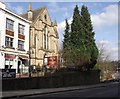 SD7109 : Bank Street Unitarian Chapel, Bolton by Phil Platt