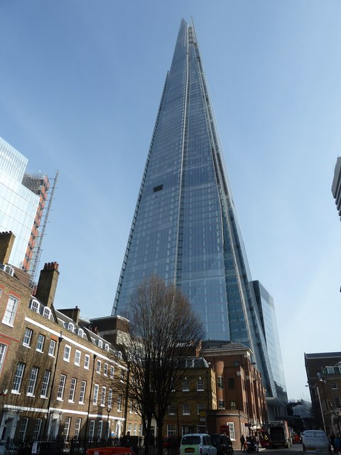 The Shard From St Thomas Street 169 Rob Farrow Cc By Sa 2 0