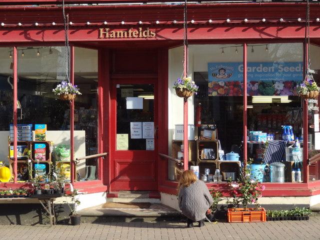 Henfield - Hamfelds store