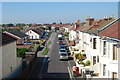 SU6000 : Elevated view of Middlecroft Lane (zoomed in) by Barry Shimmon