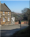 SK8101 : Belton-in-Rutland: Nether Street by John Sutton