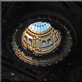 TL4457 : Fitzwilliam Museum dome by John Sutton