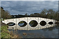 TQ0959 : Five Arch Bridge by Ian Capper