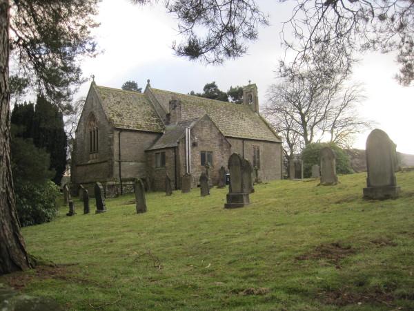 Church of St Jude, Knarsdale