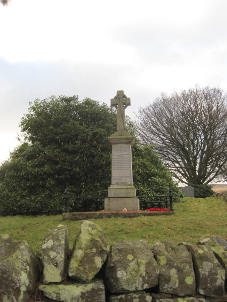 War Memorial, Knarsdale