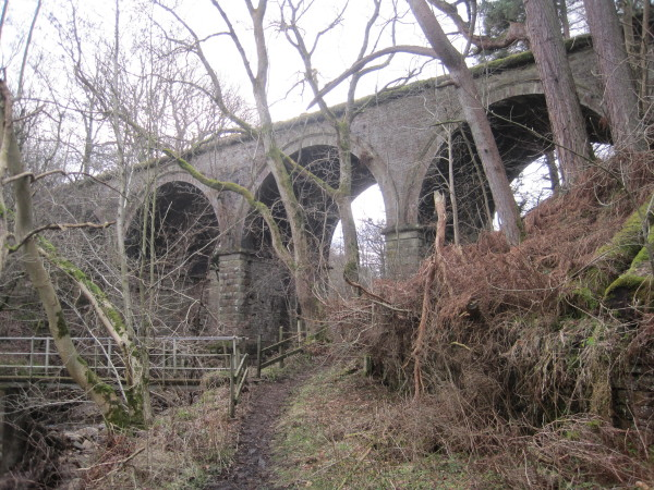 Knar Burn Railway Viaduct
