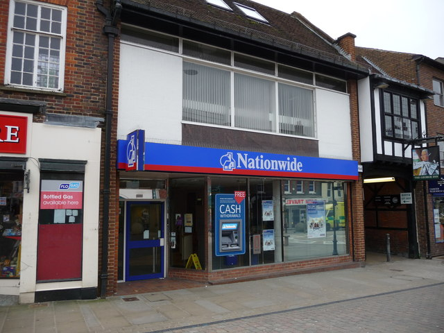 Nationwide Building Society Scotlands Wolverhampton