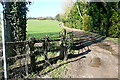 SP2928 : Footpath from Salford by Graham Horn