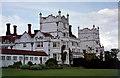 SU8184 : Danesfield House, Medmenham by Stephen Richards