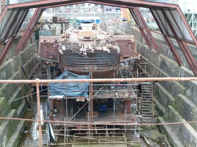 Abels Shipyard, Bristol