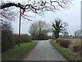 SJ7456 : Holmshaw Lane  by JThomas