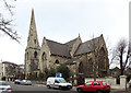 TQ2584 : St Mary with All Souls, Abbey Road, Kilburn by John Salmon