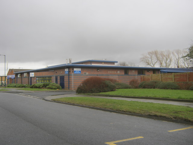 Wynyard Road Primary Care Centre in Hartlepool