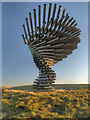 SD8528 : Burnley's Panopticon, Singing Ringing Tree by David Dixon