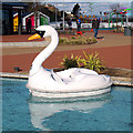 J5082 : Swan, Pickie Fun Park by Rossographer