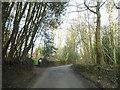 SU9791 : Welders Lane, Jordans by David Howard