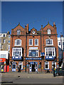 TA0488 : The Lord Nelson, Scarborough by Pauline Eccles