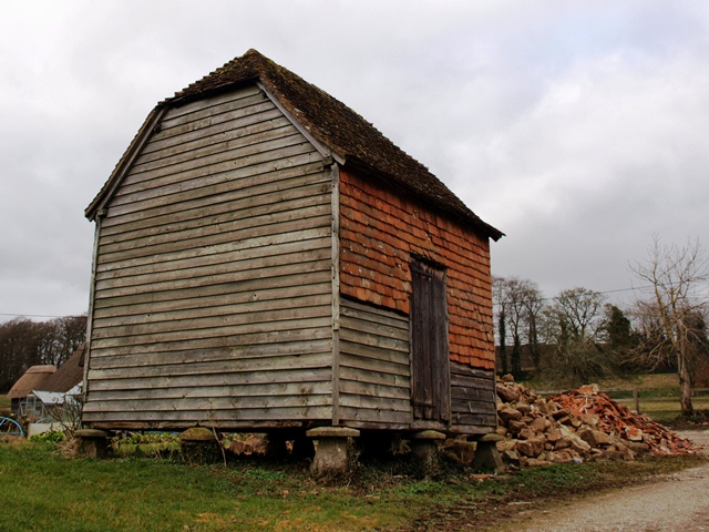 Granary at Aldbourne