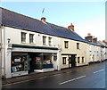 SO3700 : An unnamed Bridge Street shop, Usk by Jaggery