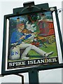 "SU4511 : Sign at ""Spike Islander"" PH by Shazz"