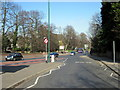 SK5438 : Access Road to QMC Nottingham From A6200 Derby Road by Roy Hughes