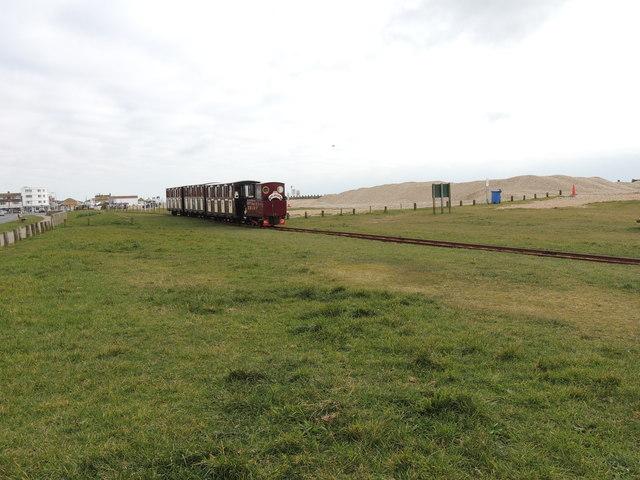 Light Railway - Hayling Island