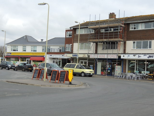 Shops at Eastoke Corner - Hayling Island