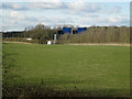 SP1372 : M42 junction 3a east: the northern end of the M40 by Robin Stott