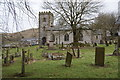 SK0967 : St Michael & All Angels, Earl Sterndale by Bill Boaden