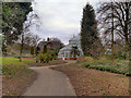 SD9303 : Alexandra Park Conservatory by David Dixon