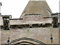 TF3823 : Tower Carvings, St Mary Magdalene church, Fleet by J.Hannan-Briggs