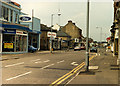 SZ1191 : Boscombe: a little bit of then & now - Palmerston Rd c.1988 by Mike Searle