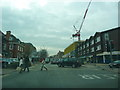 TQ1364 : High Street, Esher by Alexander P Kapp