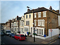 TQ3374 : Corner of Heber Road, Dulwich by Des Blenkinsopp