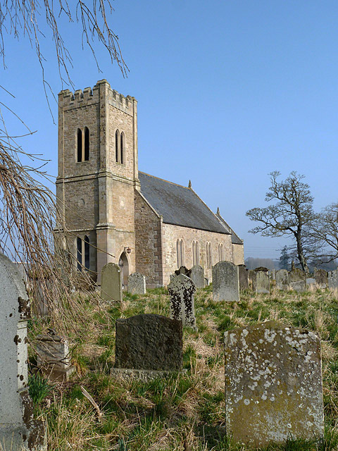 Church of St Cuthbert, Carham