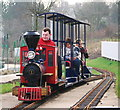 J5082 : Miniature railway, Bangor by Rossographer