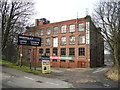 SJ9494 : Providence Mill, Hyde by John Topping