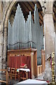 TF4024 : Organ, St Mary Magdalene church, Gedney by J.Hannan-Briggs