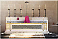 TQ2785 : All Hallows, Gospel Oak - High Altar by John Salmon