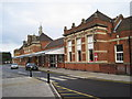 TL9926 : Colchester (North) railway station by Nigel Thompson