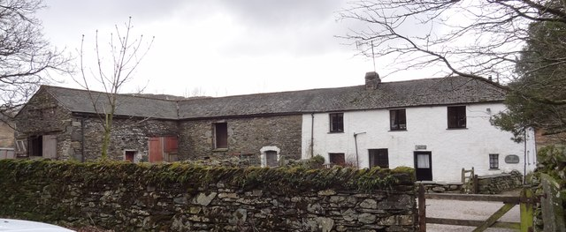 Fold House Farm, Watendlath