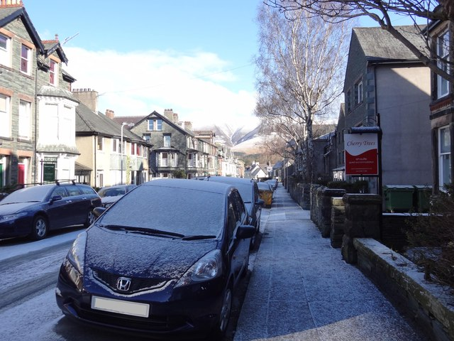 Eskin Street, Keswick
