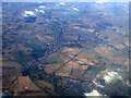 TL8642 : North Sudbury from the air by Thomas Nugent