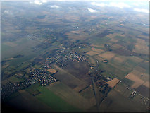 TL2036 : Arlesey from the air by Thomas Nugent
